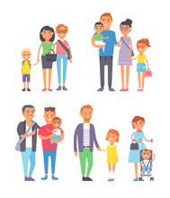 Different Kinds of Families
